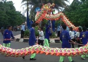 Barongsai, Foto: tangerangkota.go.id
