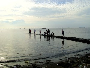 Pantai Tanjung Pasir  image by Denny