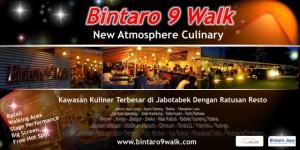 Bintaro 9 Walk Tempat Asik Untuk Hangout Bareng Teman Atau Keluarga