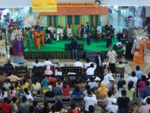 Lebaran Betawi Warga Tangerang Selatan