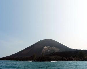 Gunung Krakatau  image: wikipedia