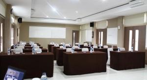 Ruang seminar Safwah hotel