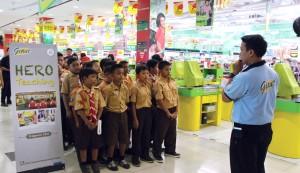 """Rayakan HUT RI, Group HERO mengadakan """" HERO TEACHING"""" Untuk Generasi Muda"""