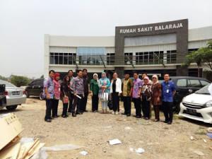 DPRD Kabupaten Tangerang: Gedung Baru RSUD Balajara merupakan Harapan Semua Pihak
