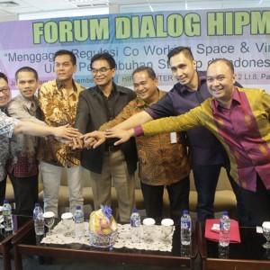 Badan Ekonomi Kreatif bersama HIPMI (21/1/2016)