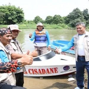 "Prakasai ""I Love Cisadane"" Oleh Banksasuci dan AirNav Indonesia"