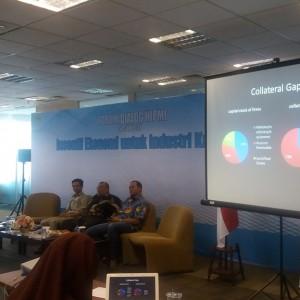 Forum Dialog HIPMI Memberi Gambaran Insentif Ekonomi Untuk Industri Kreatif