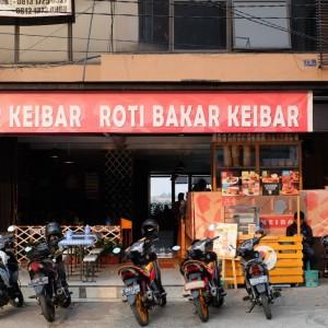Keibar, Kedai Roti Bakar, Jago Bikin Perut Kenyang