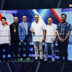 Sahabat Sandiaga Uno di Kompas TV