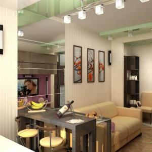desain interior rumah mungil2