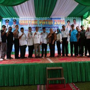 Kelurahan Cempaka Putih Launching Koperasi patih