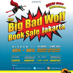poster-Big Bad Wolf Books 2016