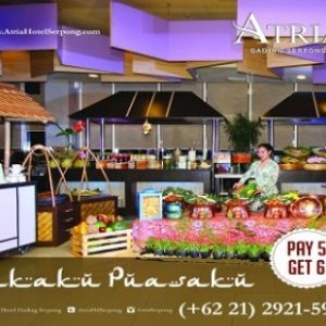 Atria Hotel Tawarkan Berbagai Promo Menarik selama Ramadhan