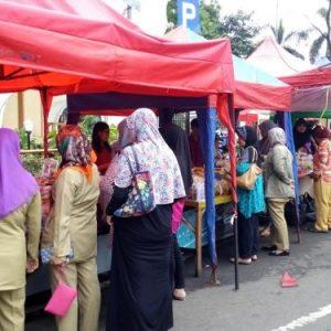 Pasar Lama Tempat Favorit Penikmat Takjil di Kota Tangerang