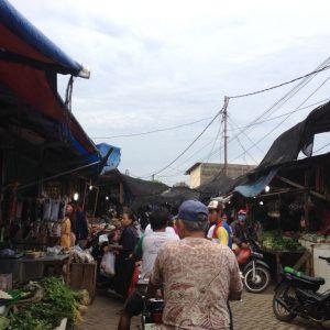 Pasar Tradisional Tetap Menjadi Pilihan