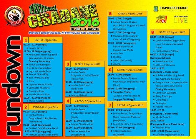 Festival Cisadane