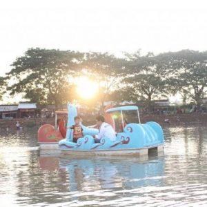 Situ Bulakan, Wisata Alam di Dalam Kota Tangerang