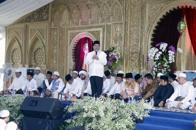 halal bihalal pemkot tangerang