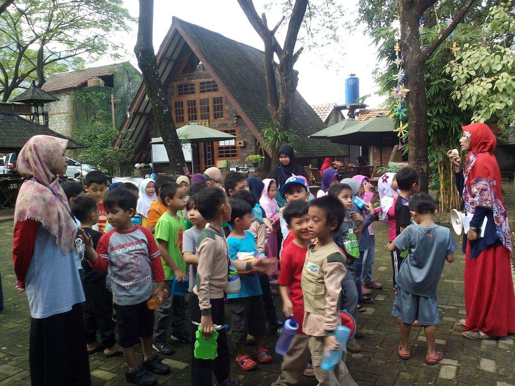 orientasi sekolah alam bintaro 1