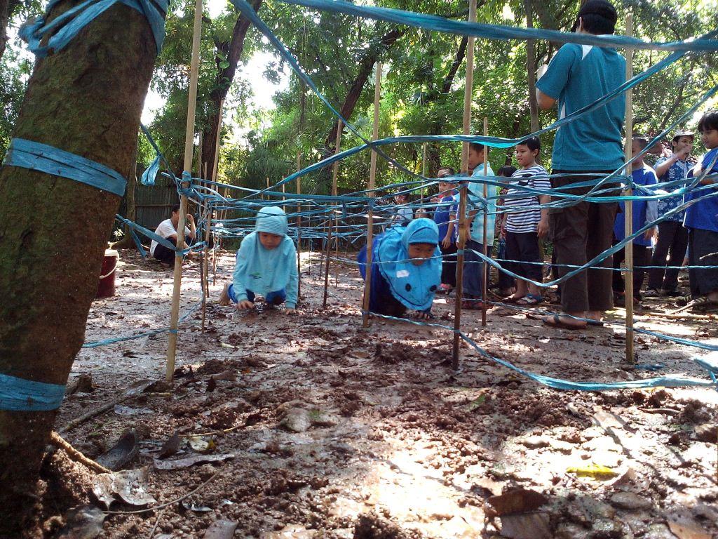 orientasi sekolah alam bintaro