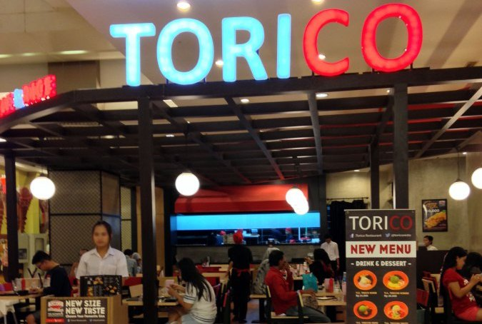 Donburi Series di Torico TangCity Mall