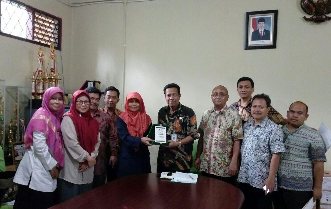 Fraksi PKS Kunjungi Dindik Tangsel
