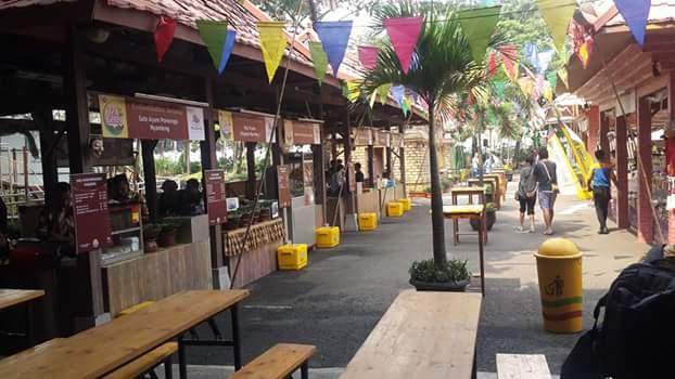 Kangen Makanan Khas Jawa Timur? Mampir Yuk di Festival Kuliner Serpong