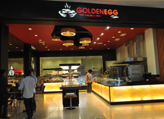 golden egg tart bintaro