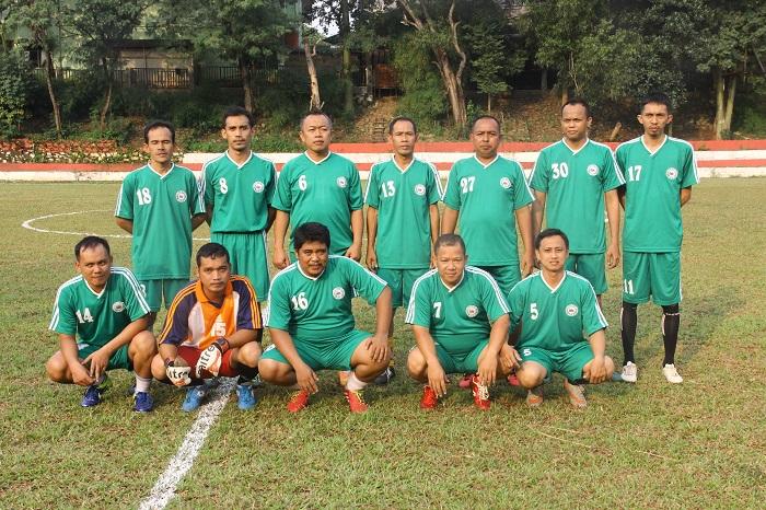 Kecamatan Ciputat Gelar Turnamen Sepakbola Dalam Rangka Menyambut HUT RI ke 71