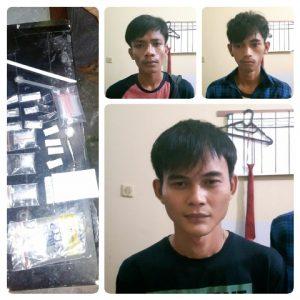 Perangi Narkoba, Polisi Ungkap Jaringan di Tangerang