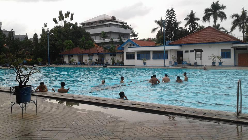 Liburan Sehat dengan Berenang di Kolam Renang Palem Tirta Ganda