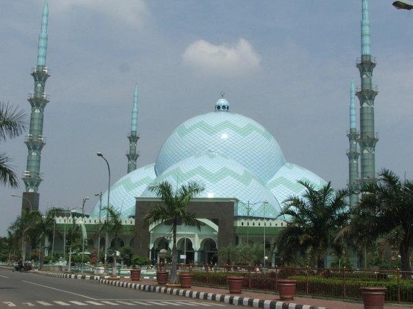 Tambah Satu Lagi Destinasi Wisata Rohani di Kota Tangerang