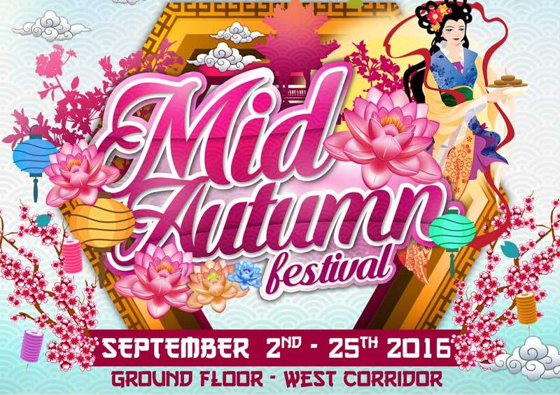 'Mid Autumn Festival' Mall Alam Sutera