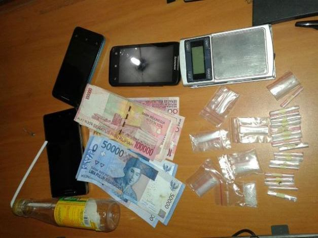 Polsek Serpong Tangkap Pelaku Penyalahgunaan Narkotika