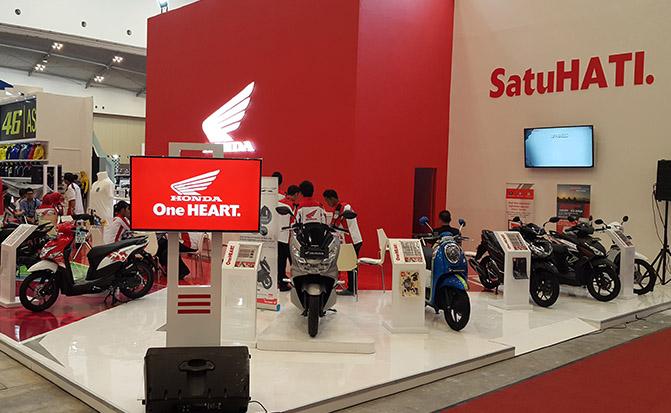 Yuk, Kunjungi Wahana Honda di Pekan Raya Indonesia 2016