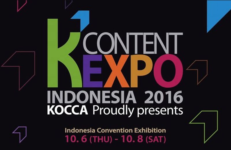 K-Content Expo Indonesia 2016, Segala Berbau Korea Ada Disini!