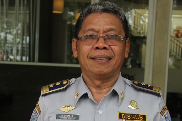 Sukanta, Kepala Dishubkominfo Kota Tangsel