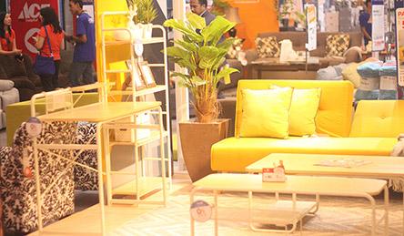 Ragam perabotan rumah tangga yang dijual di PRI 2016, ICE BSD. Foto: istimewa