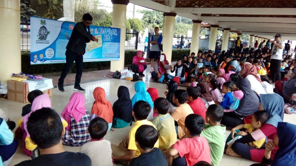 "KBP luncurkan program mendongeng ""read a Story"" kepada anak-anak usia dini. Foto: istimewa"