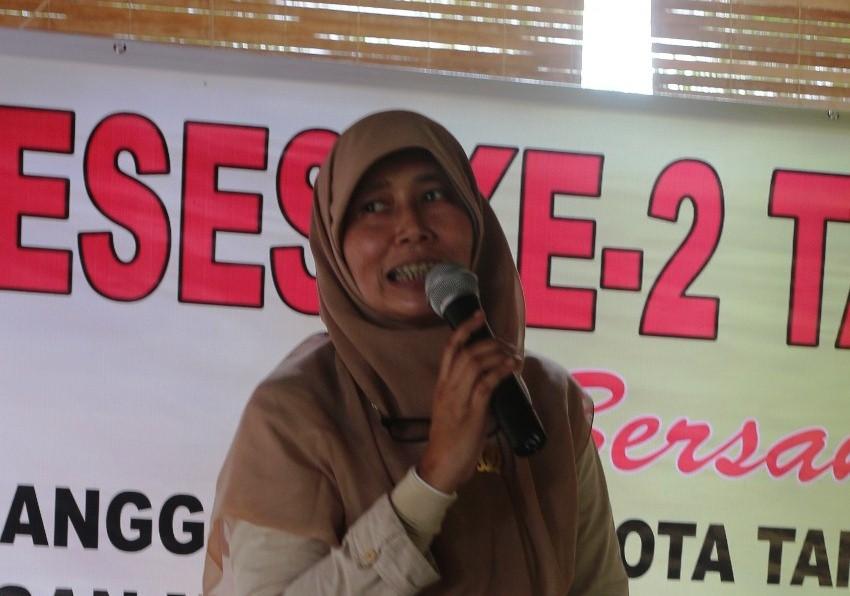 Sri Lintang Rosi Aryani, anggota DPRD Tangsel dari PKS. Foto: TangselMedia