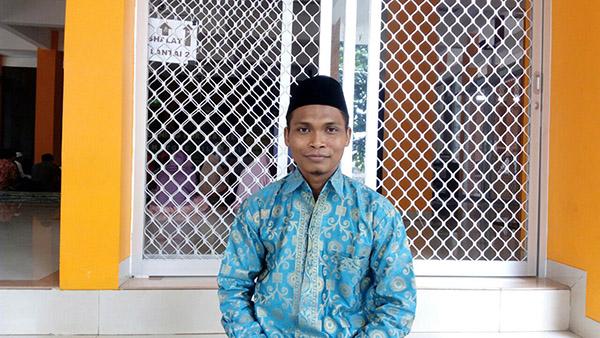 Ust Al Mukmin, Trainer Metode Tilawati sebuah metode baca Al Quran. Foto: TangselMedia
