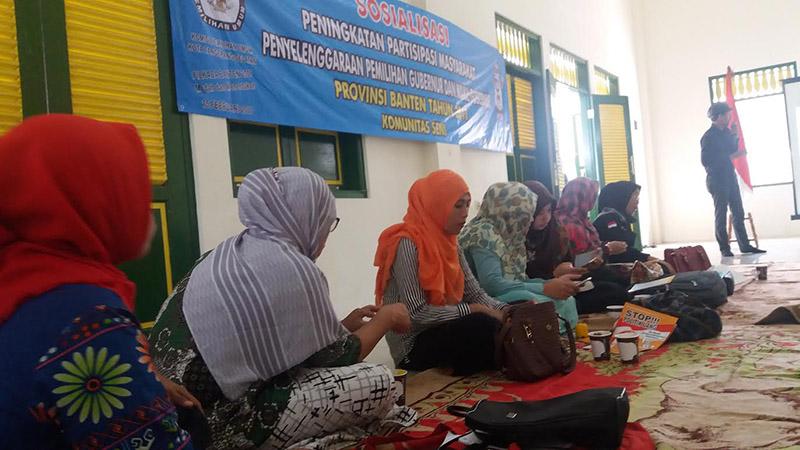 Pilkada Banten 2017: Mudah dan Menentukan