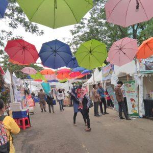 Suasana Pameran diacara Koperasi KITA 2016 Tangsel. Foto: TangselMedia