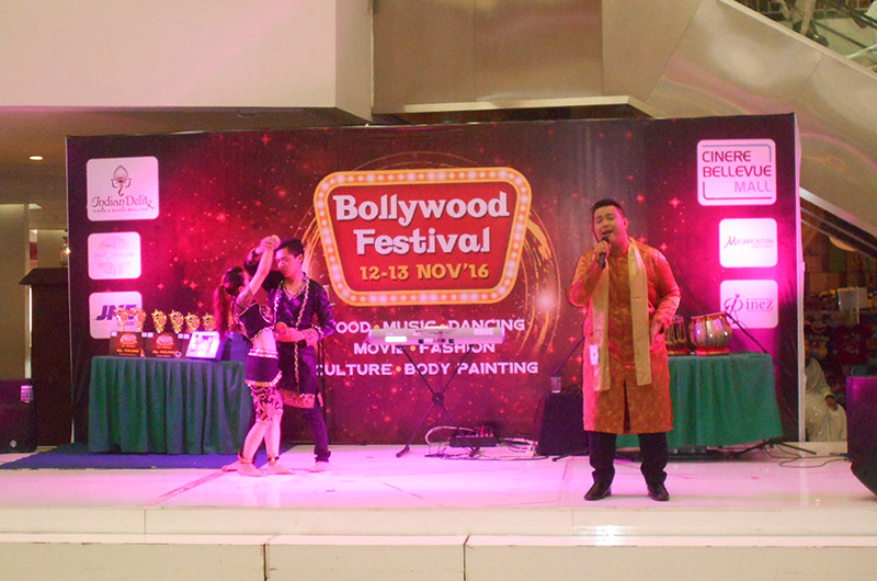 Bollywood Festival di Cinere Balleveue Mall