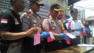Polsek Ciputat Tangkap Bandar Narkoba yang Beroperasi di Wilayah Tangsel