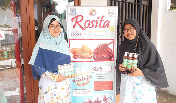 """Dengan Modal Kecil Anda Bisa Usaha Sabun Herbal """"Rosita"""""""