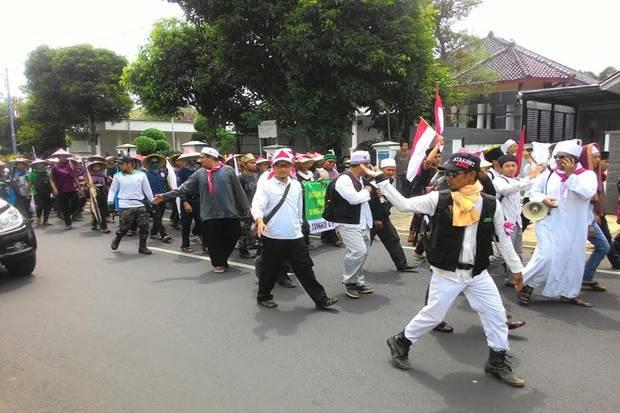 Aksi Bela Islam Jilid II. Foto: Okezone