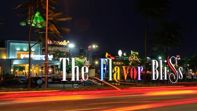 7 Resto Recomended di Pusat Kuliner The Flavor Bliss Tangerang
