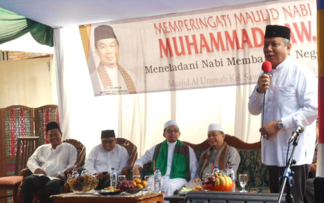Ketua Fraksi PKS DPR RI Adakan Maulid Nabi Muhammad SAW dan Santunan Anak Yatim