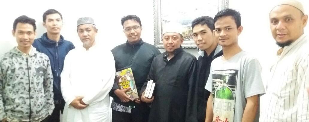 Komunitas GIP Selenggarakan Bakti Sosial di Rumah Quran